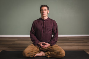 Bozeman MT Yoga Therapy Instructor Steven Blair